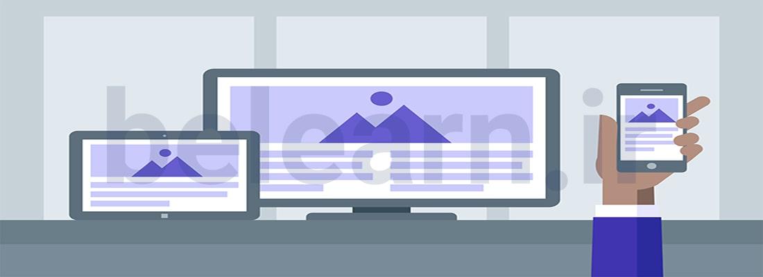 طراحی وب واکنش گرا چیست؟ | بی لرن
