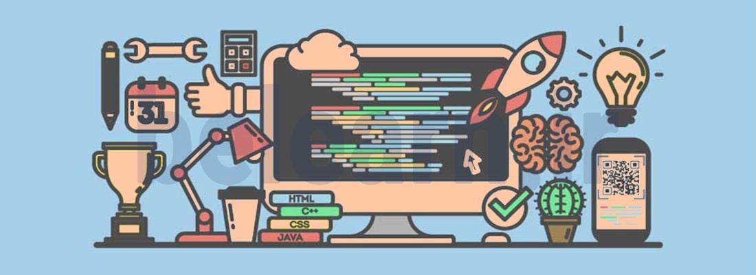 ابزار پیشرفته - ابزارهای طراحی وب با html | بی لرن