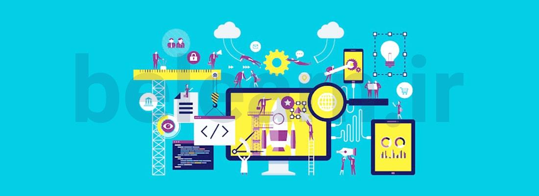 بهترین تکنولوژی های طراحی سایت | بی لرن