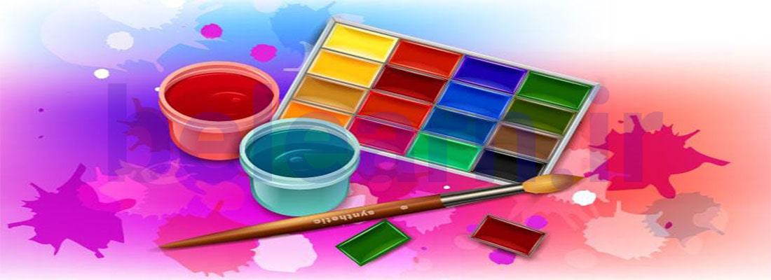 دسته های رنگی در تئوری رنگ ها در طراحی سایت | بی لرن