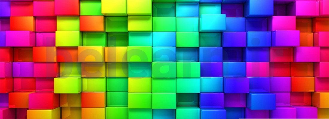 روانشناسی رنگ ها - تئوری رنگ ها در طراحی سایت | بی لرن