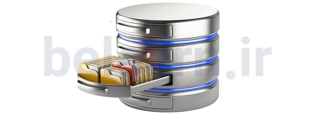 انواع پایگاه داده | بی لرن