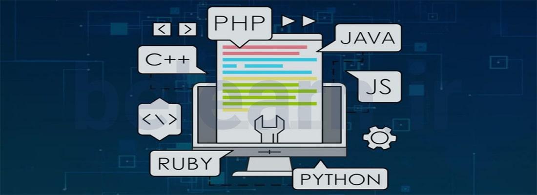 زبان های برنامه نویسی پایگاه داده در طراحی سایت | بی لرن