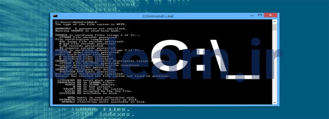 ن مک آدرس وای فای لپ تاپ - cmd | بی لرن