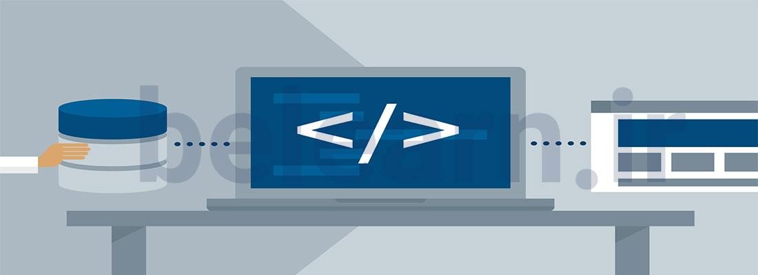 framework چیست؟ - پلتفرم های php | بی لرن
